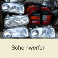 Scheinwerfer KFZ-Gebrauchtteil