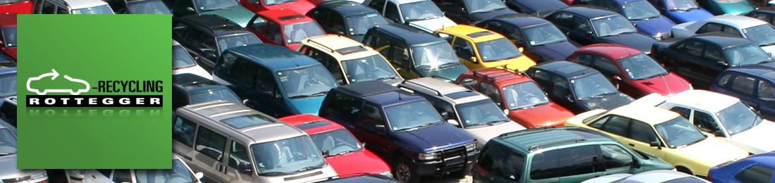 Unternehmensvideo der Firma Autoverwertung Rottegger