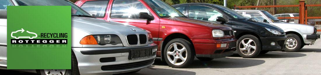 KFZ-Ankauf von Schrottfahrzeugen, Unfallfahrzeugen sowie defekten KFZ